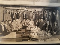 Capt McDowell at group dinner - Japan circa 1954 - コピー.jpg